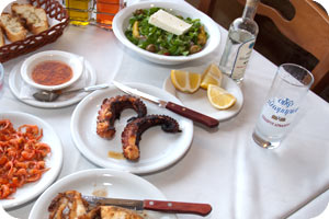 Ouzo - The Original Greek alcoholic drink you must try